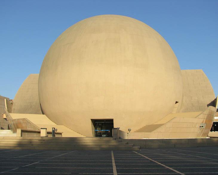 Centrul Cultural Tijuana, Tijuana, Mexic