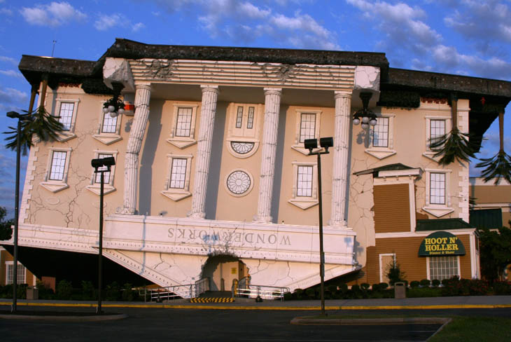 Wonderworks – Pigeon Forge, TN