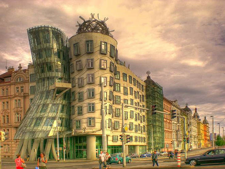 Dancing Building, Prague, Republica Ceha