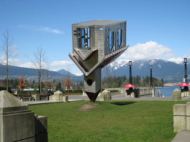 The Device to Root Out Evil, Vancouver, British Columbia, Canada