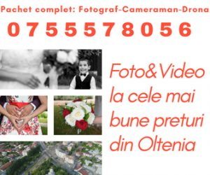 foto video drona eveniment