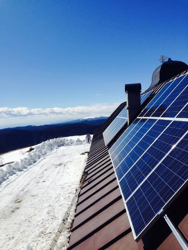 sistem solar off grid