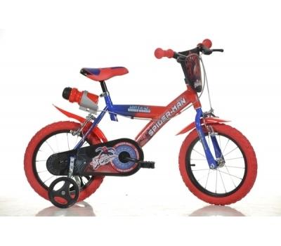 bicicleta Spiderman bekid.ro