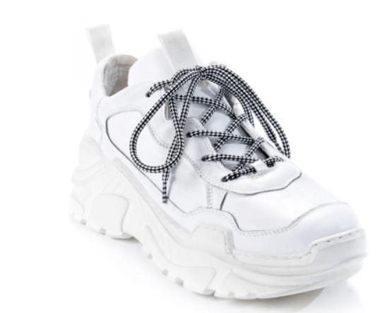 adidasi Sneakers Piele Talpa Groasa