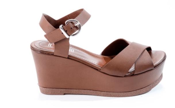 sandale de piele cu talpa optopedica