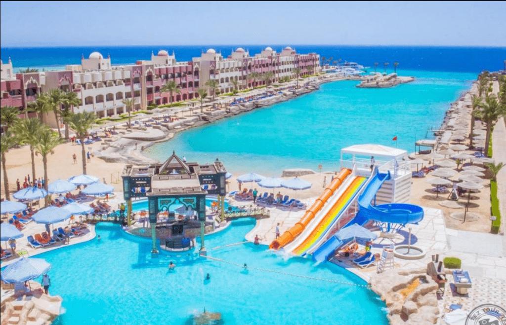 resort hotelier egipt