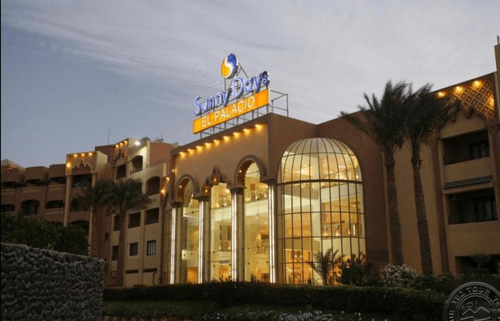resort hotelier egipt 2
