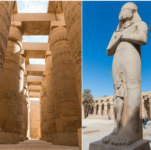 egipt comorile arhitecturale