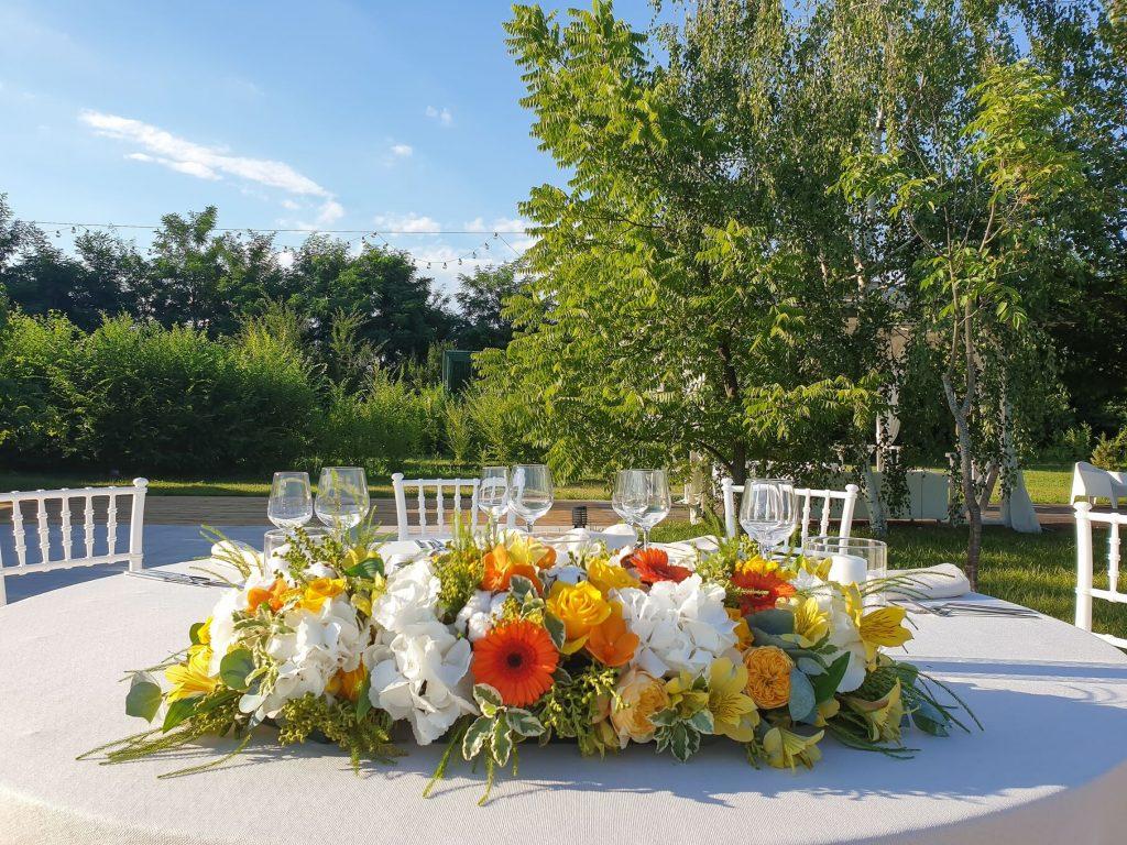 decoratiuni flori nunta